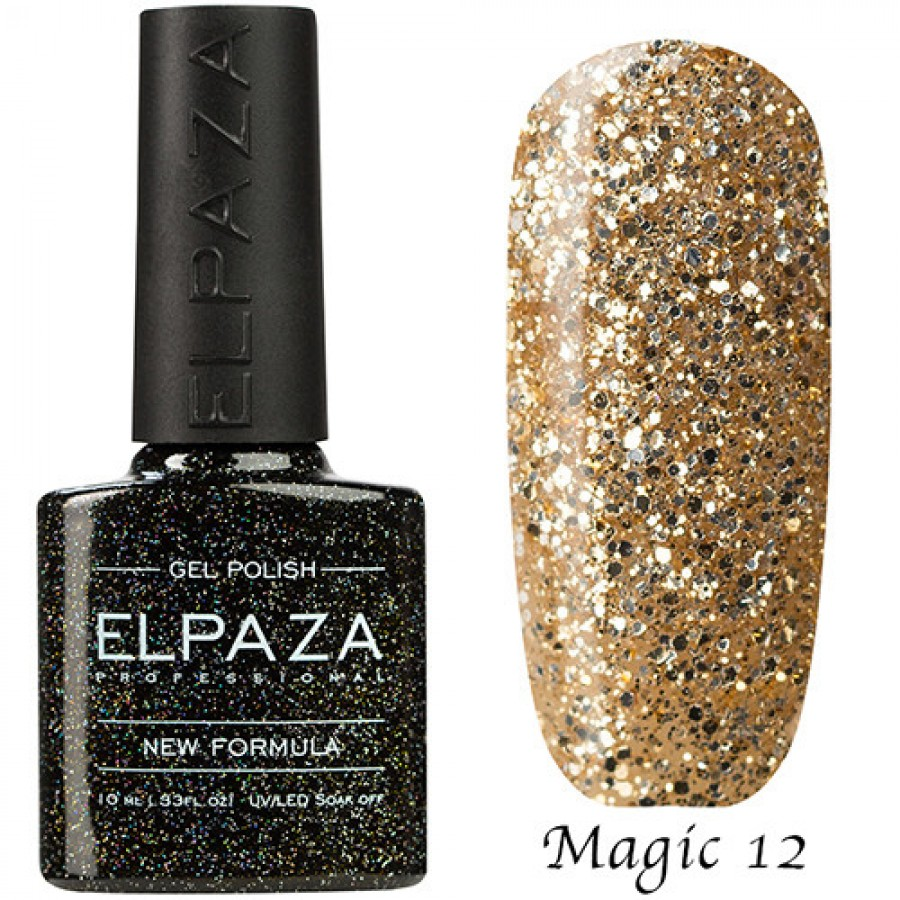 Гель-лак ELPAZA Magic №12 Мечта принцессы