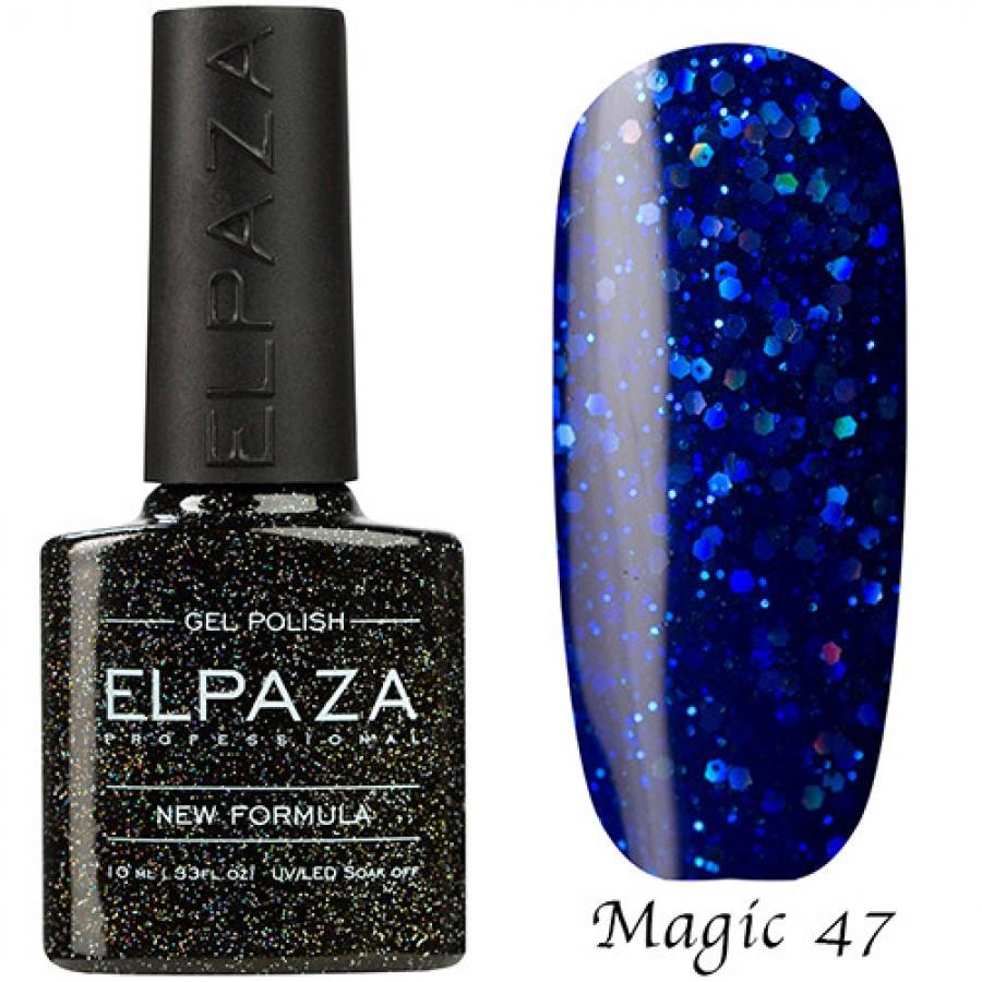 Гель-лак ELPAZA Magic №47 Морской круиз