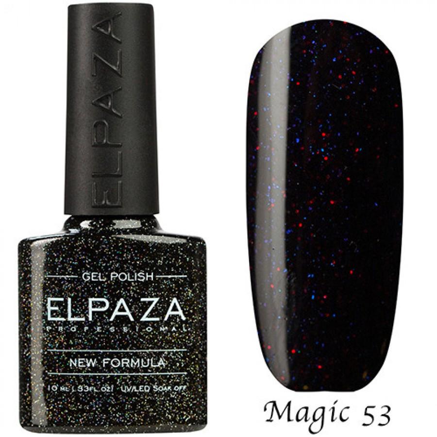 Гель-лак ELPAZA Magic №53 Черничный смузи