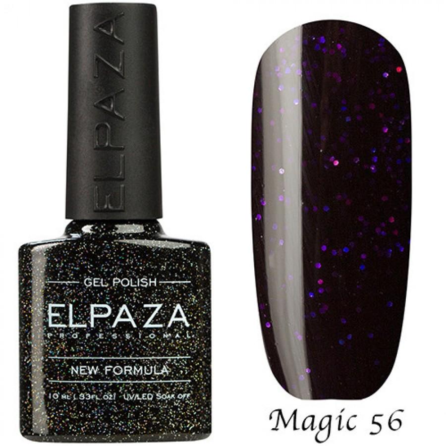 Гель-лак ELPAZA Magic №56 Тихий океан