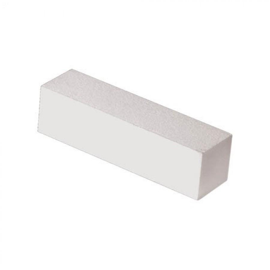 Бафик шлифовочный 100 грит, белый