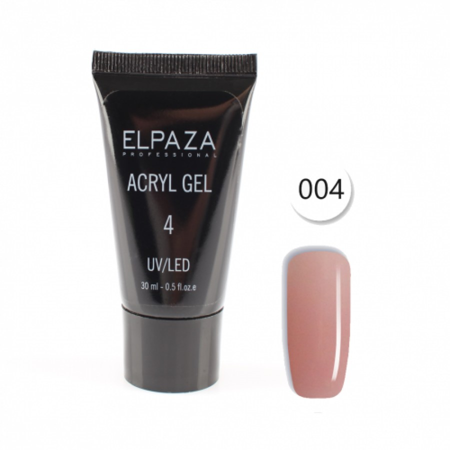 Акрилгель ELPAZA Acryl gel №4, 30 ml
