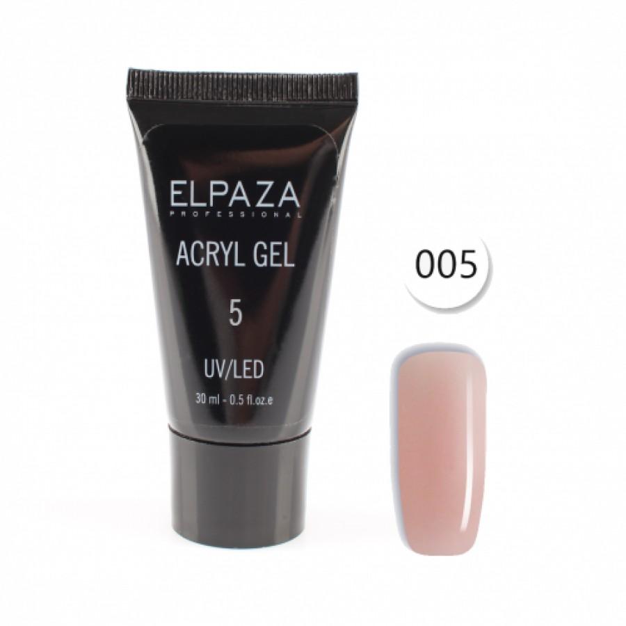 Акрілгель ELPAZA Acryl gel №5, 30 ml