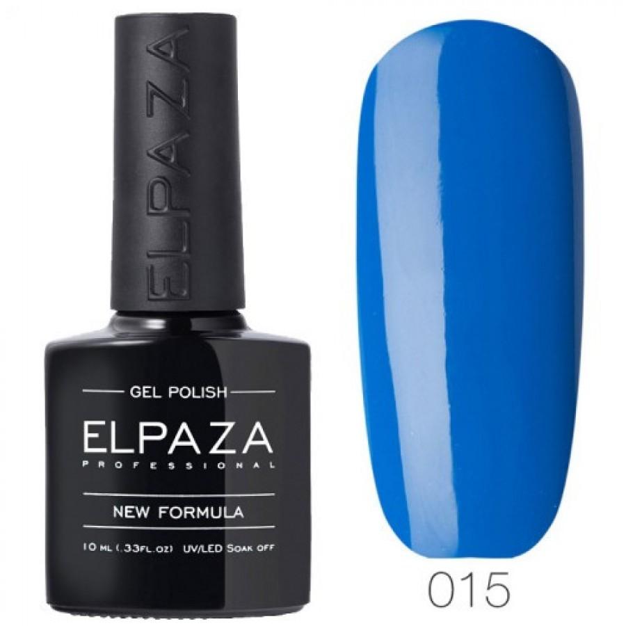 Гель-лак ELPAZA Classic №015 Ультрафиолет, насыщенный синий