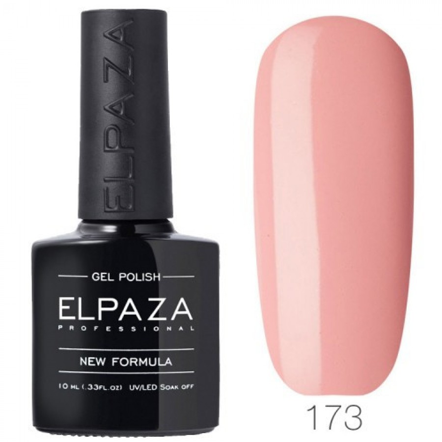 Гель-лак ELPAZA Classic №173 Кремовий, рожевий
