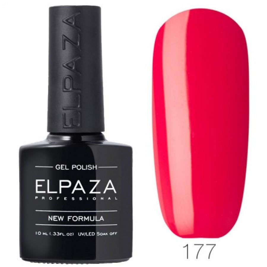 Гель-лак ELPAZA Classic №177 Лобстер, червоний