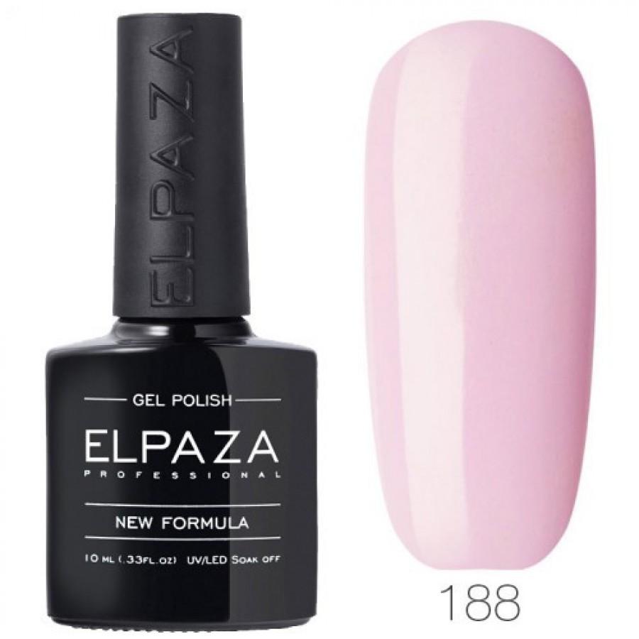 Гель-лак ELPAZA Classic №188 Сакура, рожево-бузковий