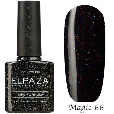 Гель-лак ELPAZA Magic №66 Норковая шуба