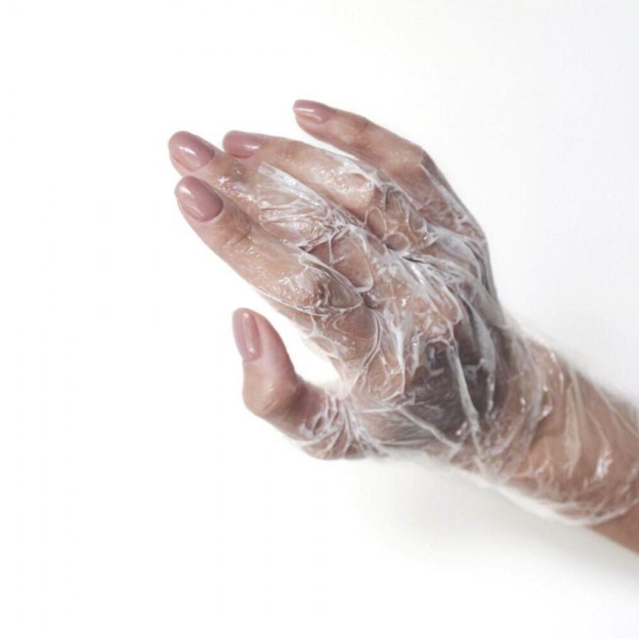 Перчатки FOX одноразовые для SPA-маникюра, пара
