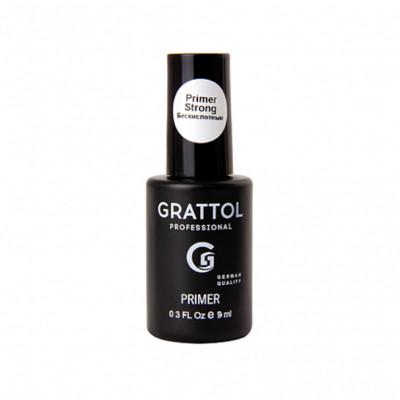 Праймер Grattol Primer acid-free Strong, 9 мл