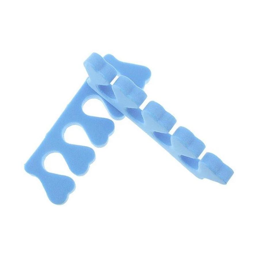 Разделитель (растопырка) для педикюра, голубой