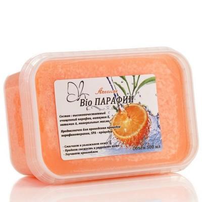 Парафін для парафінотерапії апельсин, 500г