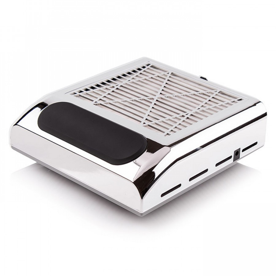 Витяжка SIMEI 858-8 з HEPA фільтром, 80W, срібло