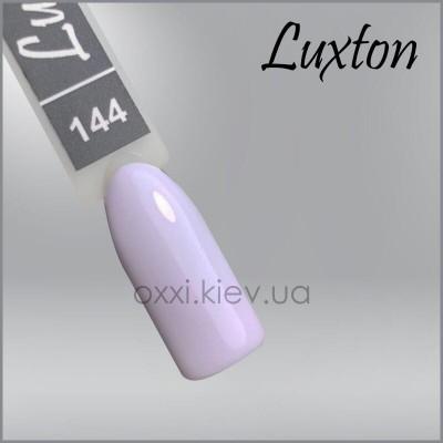 Гель-лак Luxton №144, бледно-фиолетовый, 10 мл