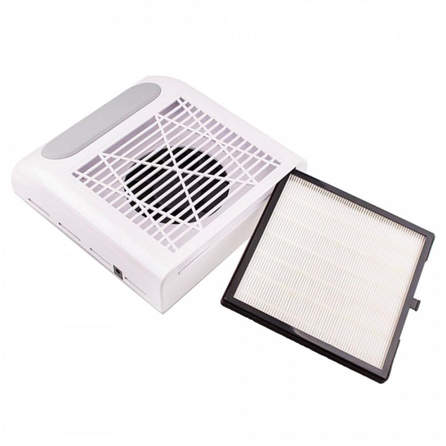 Вытяжка SIMEI 858-8 с HEPA фильтром, белая