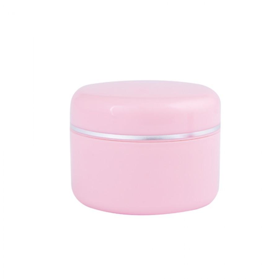 Баночка розовая, 15 мл