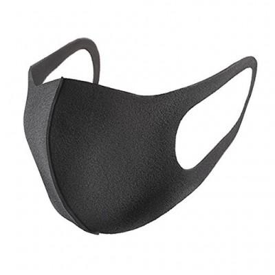 Многоразовая защитная маска-питта SponDuct, черная, 3 шт в упаковке