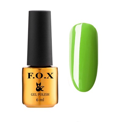 Гель-лак F.O.X Vitamins Collection 575, 6 мл