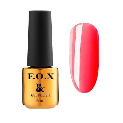 Гель-лак F.O.X Vitamins Collection 579, 6 мл