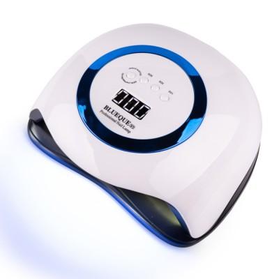 Гибридная лампа для маникюра SUN BQ-V1, 168W, синий