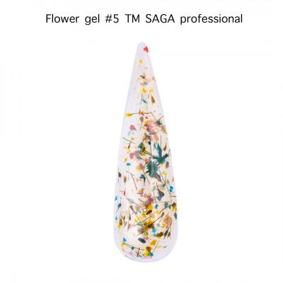 Цветочный гель Maxximum №05, 8мл