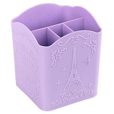 Підставка для кистей, фіолетова