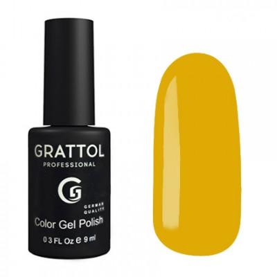 Гель-лак Grattol Color Gel Polish YELLOW AUTUMN 180, 9 мл
