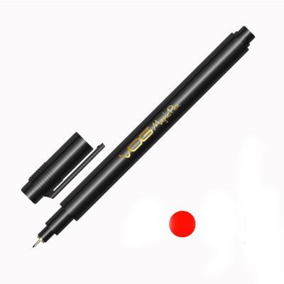 Ручка для росписи ногтей VOG Magic Pen, красная