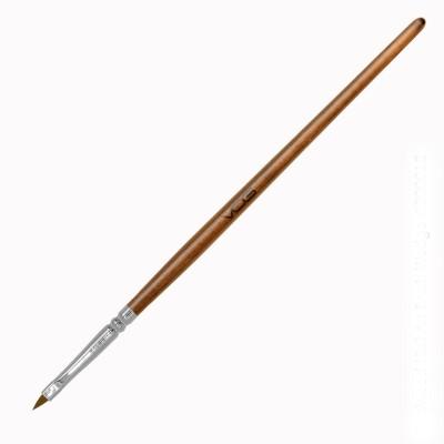 Кисть для дизайна Лепесток Redwood Nail Art Brush Wedge