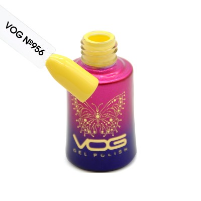 Гель-лак VOG №956, желтый