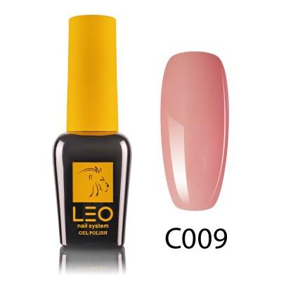 КамуфлюючабазаLEOCoverBase009,рожево-бежева, 9мл