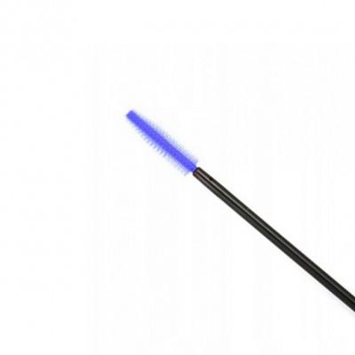 Щітка силіконова, чорно-синя