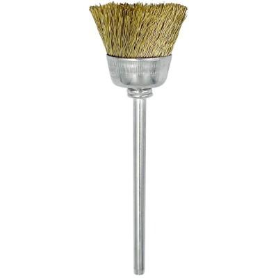 Насадка металлическая для чистки фрез