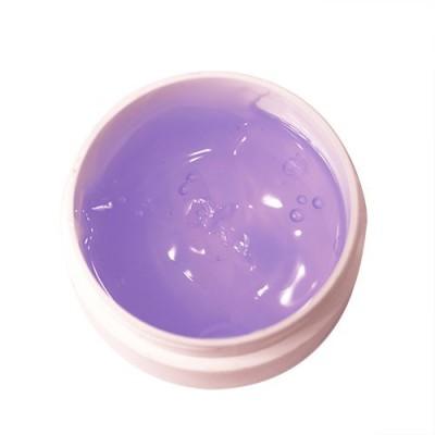 Гель для наращивания ногтей фиолетовый Violet Silcare, 30мл