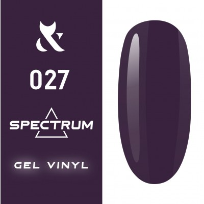 Гель-лак FOX gel-polish gold Spectrum VINTAGE 027, 7 ml