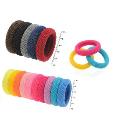 Резинка для волос, микрофибра, чешуя, 1 шт