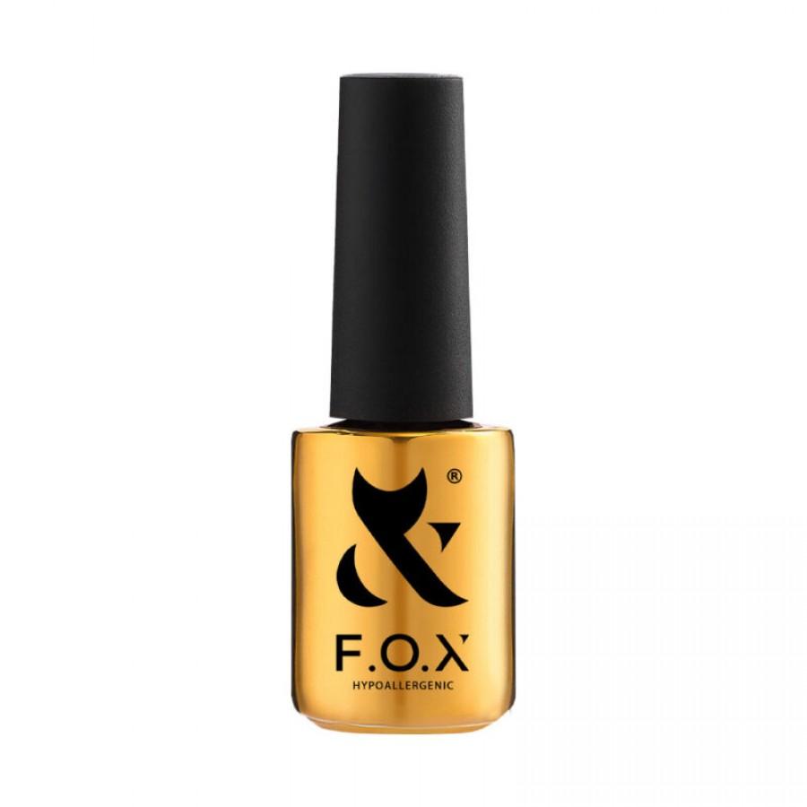 Каучуковый топ FOX Top Rubber, 7 ml