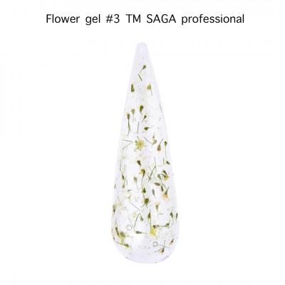 Цветочный гель SAGA Flower Gel 03, 5 мл