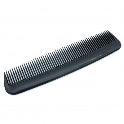 Расческа для волос, мужская, тонкая