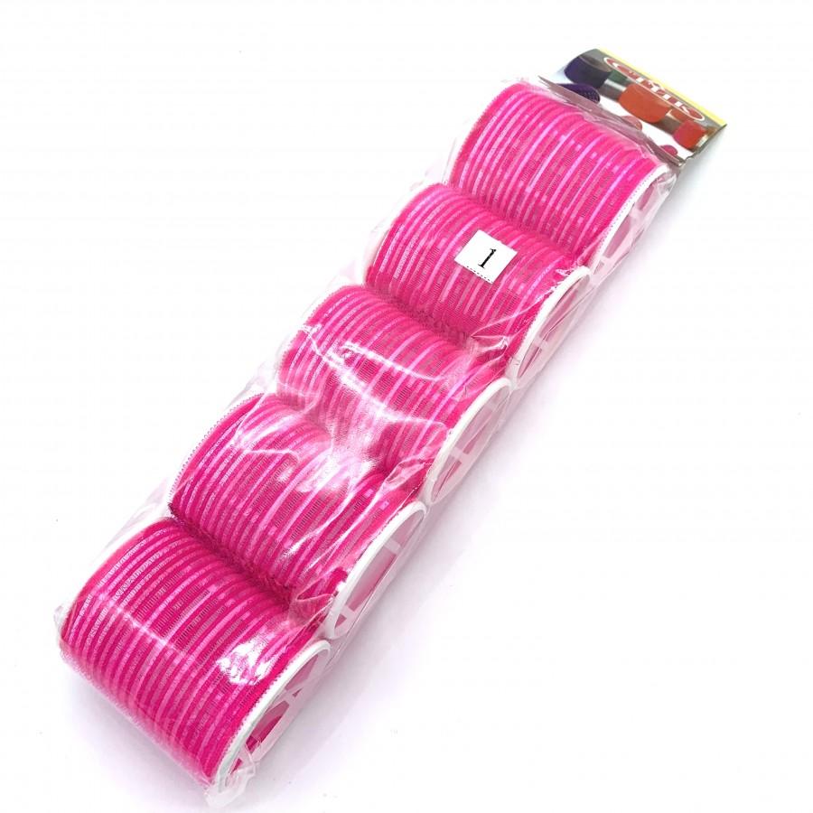 Бигуди-липучка для волос, размер 1