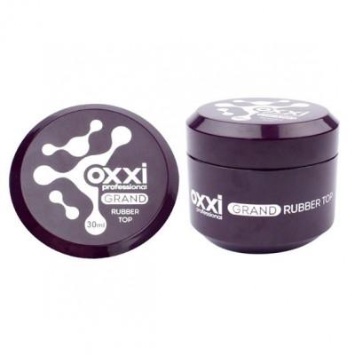 Каучуковий топ OXXI Grand Top, 30 ml