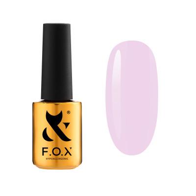 Гель-лак FOX gel-polish Pink Panther 001 розовый, 7 ml