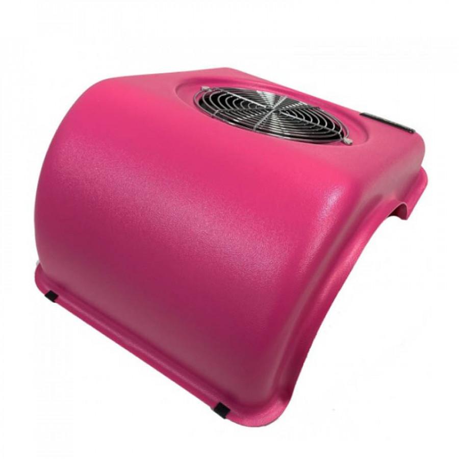 Настольная вытяжка для маникюра ULKA X2N, розовая
