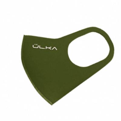 Многоразовая питта маска ULKA, хаки