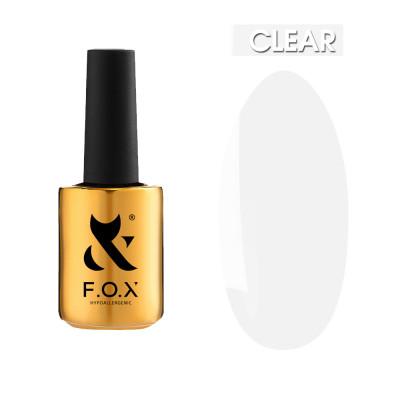 Прозорий гель FOX Smart gel Clear, 14 ml